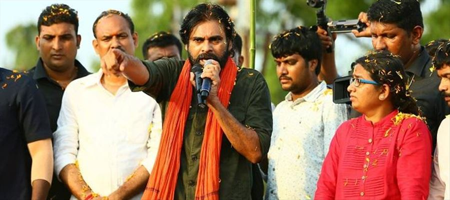 Why Pawan Kalyan has again declared a pause to 'Jana Sena Porata Yatra' ?