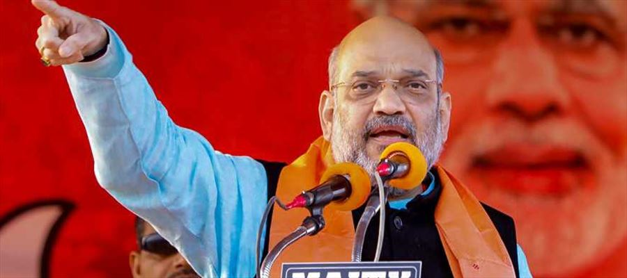 2 alliances in India, one under Rahul Gandhi and a 'gatbandhan' which has no leader: Amit Shah