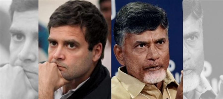 Why TDP & Congress not going together in the elections?