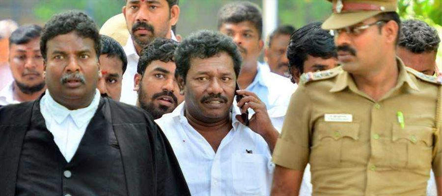Why Karunas asks for removal of Assembly Speaker P Dhanapal?