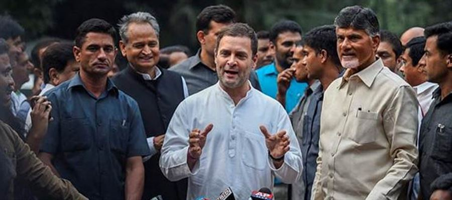 Will Rahul Gandhi's Alliance with TDP cost Congress dearly?