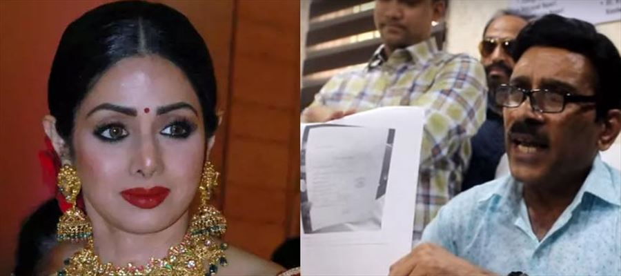 Delhi-based former ACP paved way for new controversy in Sridevi's death