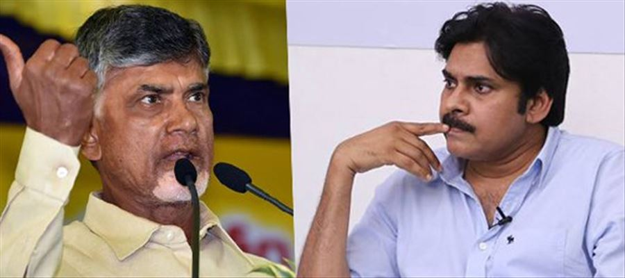 Why relation between TDP & Janasena strained to maximum extent?