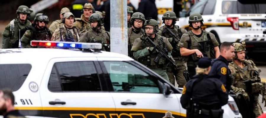 Investigation going on why Gunman opened fire in Pittsburgh