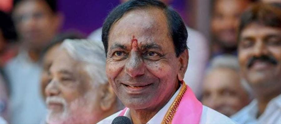 Telangana CM KCR's ideology to make Telangana roads shine like a Mirror