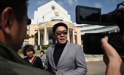 Bangkok court awarded paternity rights to a Japanese man for his work