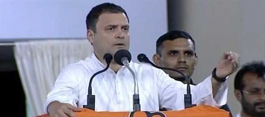 "Rahul blamed ""mentality"" for Modi & BJP losing track"