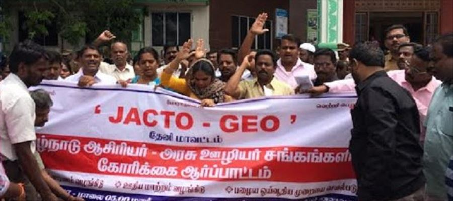 Jacto Geo protests from December 4!
