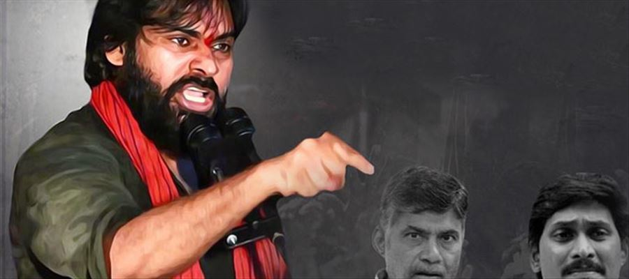Pawan fallen prey of the Hunger of Power