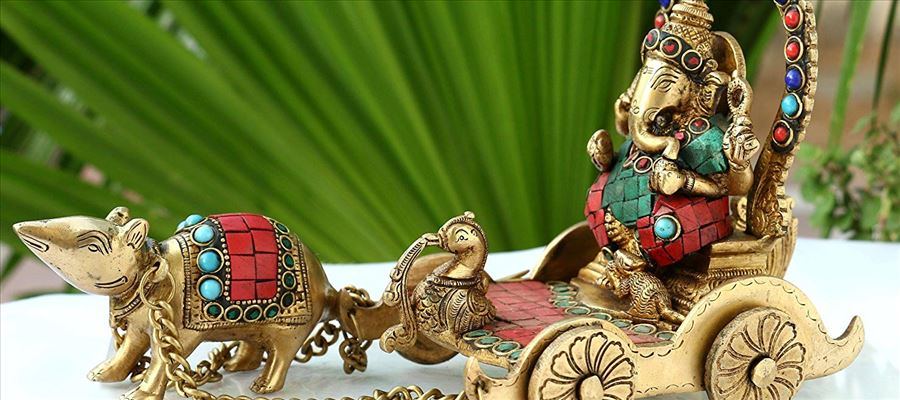 Know who is Mouse which is Lord Ganesha's vehicle