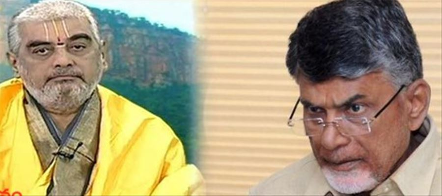 Chandrababu Naidu expected to respond on the Tirumala controversy issue very soon