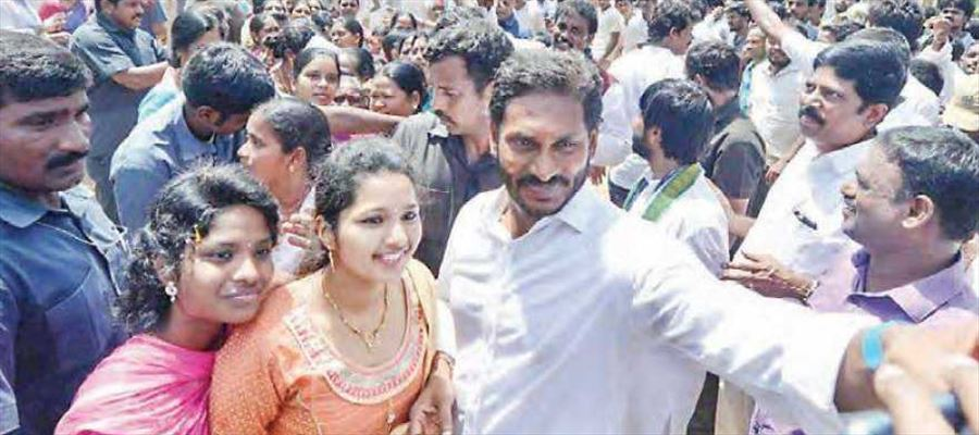 Will YS Jagan reach young Voters heart through Social Media?