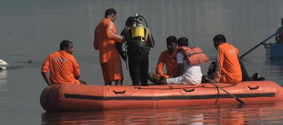 30 feared drowned in Godavari River in AP