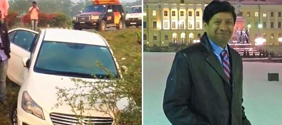 Former Director of Express TV killed near Vijayawada, Police suspects Murder