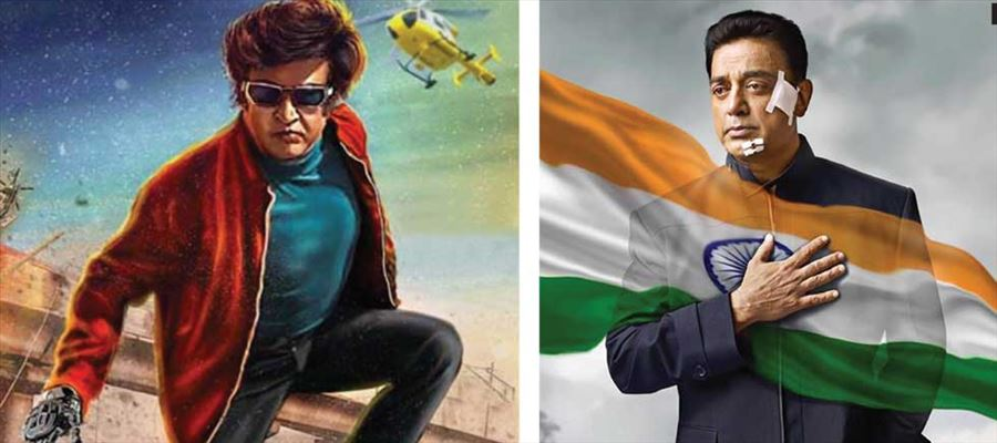 Rajinikanth & Kamal Hassan bound to keep them off full-time politics for now