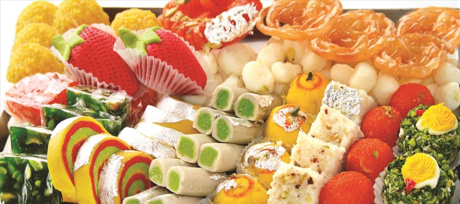 Try these special sweets for this Diwali