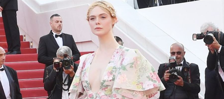 Actress Elle Fanning faints at Cannes and shocks fans around!