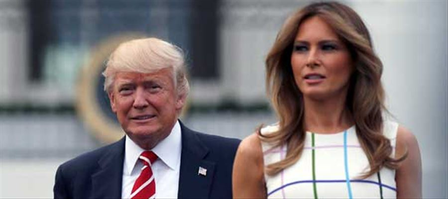 Melania Trump did not denounce Donald Trump's administration's policy, called for immigration reform to fix issue