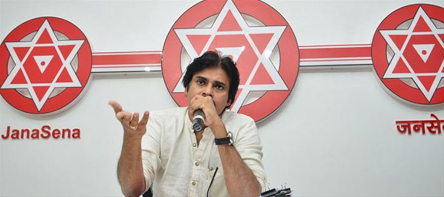 Pawan ensuring about massive crowd turnout for October 15th meeting