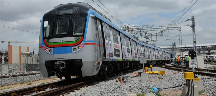 Why launch of Hyderabad Metro between LB Nagar & Ameerpet delayed?