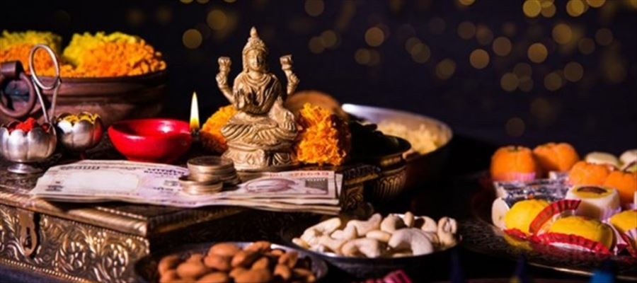 Second day of Diwali Celebrations