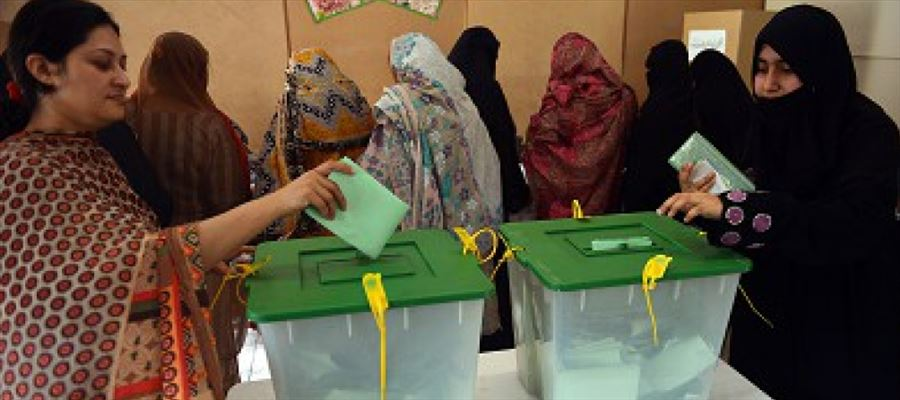 Pakistan Election held yesterday with Tensed State of Mind