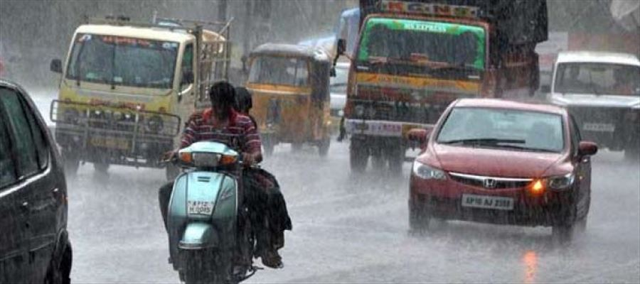 INDOFOS issued a warning of Heavy Rain for AP