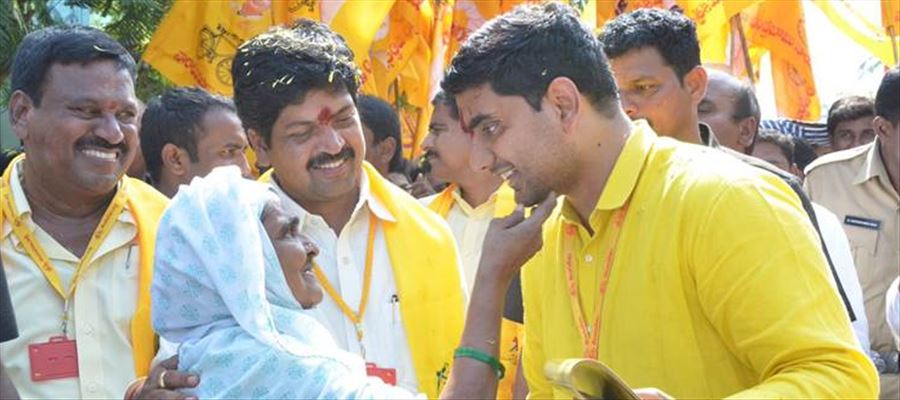 Will Nara Lokesh contest in 2019 or 2024 Elections?