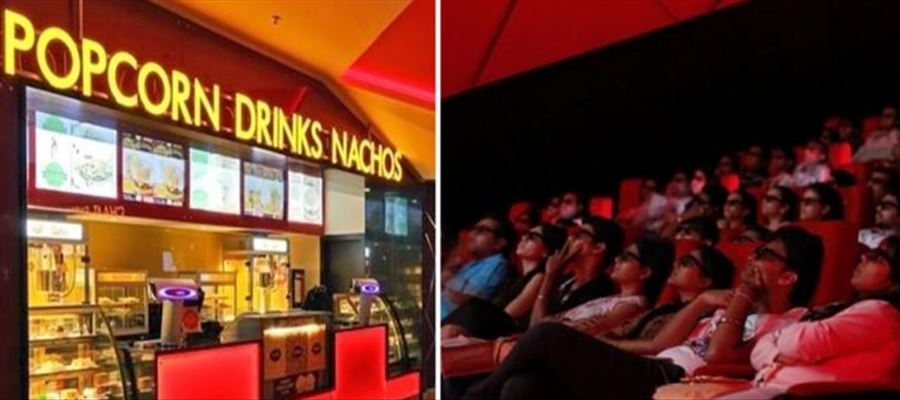 Moviegoers need not give more amount above MRP for Eatables in Multiplexes & Cinema theatres
