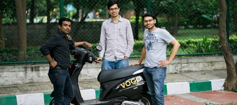 Ola announced an investment of $100 million in scooter sharing network Vogo