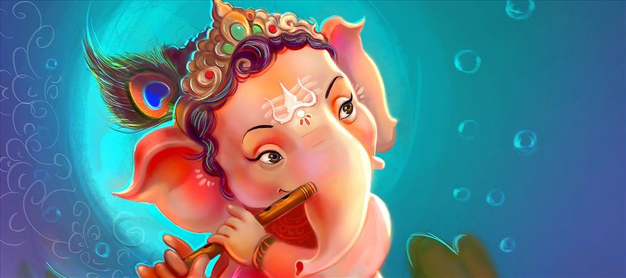 What if Ganesha comes in Dream?
