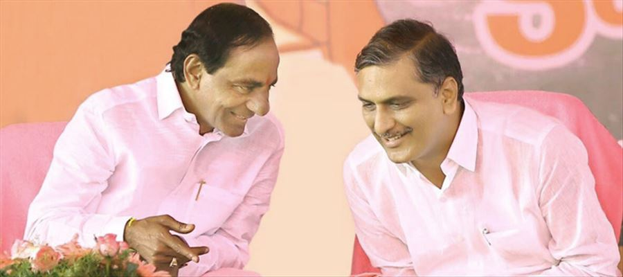 Has Harish Rao's post given by TRS Party Supreme KCR?