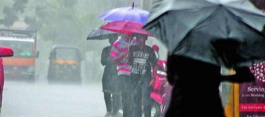 Chennai likely to receive Rainfall this Weekend