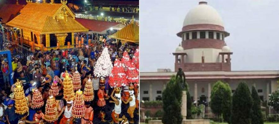 19 Review petitions filed in SC regarding entry of Women in Sabarimala Temple