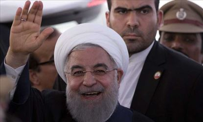 Iranian President made his visit to Hyderabad