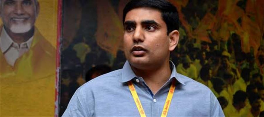 Why Nara Lokesh keen on learning the nuances of public speaking?