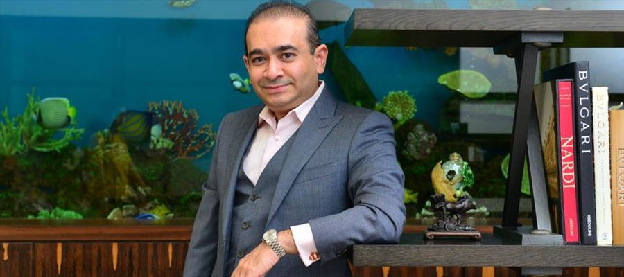 Nirav Modi tagged as a fugitive before ED can attach his Foreign Assets