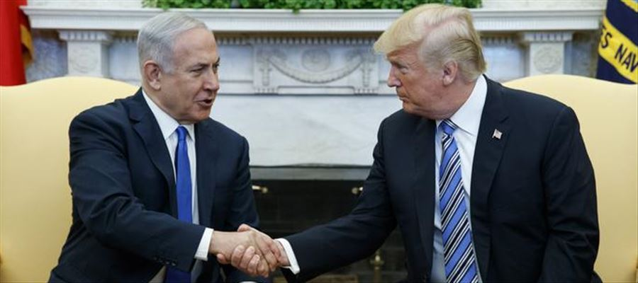 Trump may travel to Jerusalem in May for opening of US Embassy to Israel