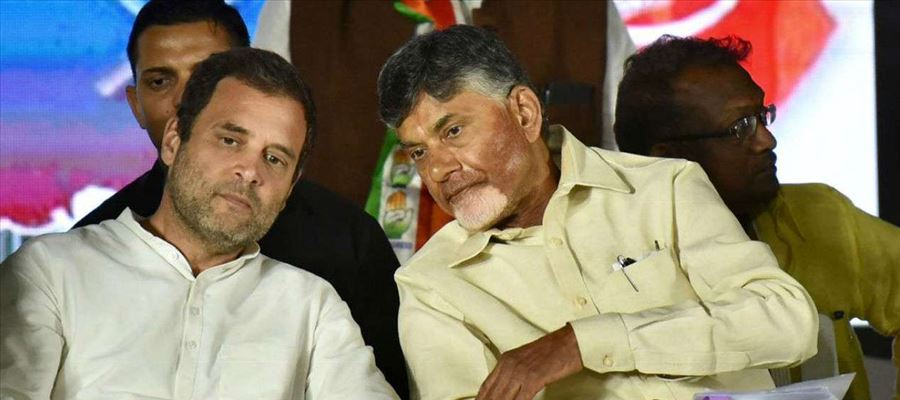 Chandrababu brought three Ms with him into the Alliance