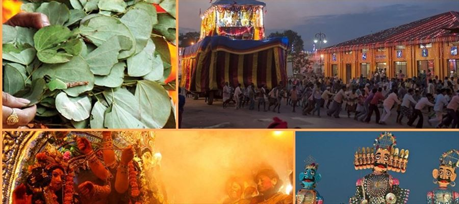 Importance of Vijayadasami in different parts of India