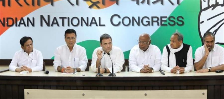 Rahul claims Alok Verma's removal is CBI going to probe Rafale scam