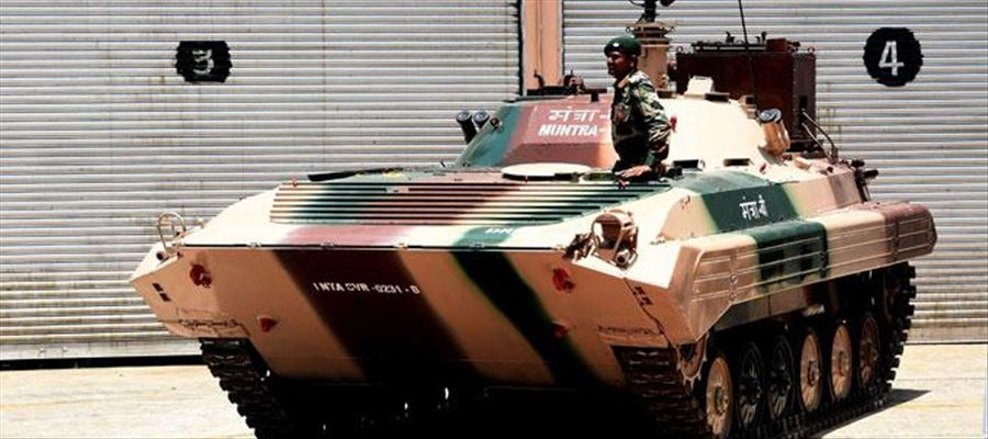 CVRDE involved in development of armored fighter vehicles & tanks