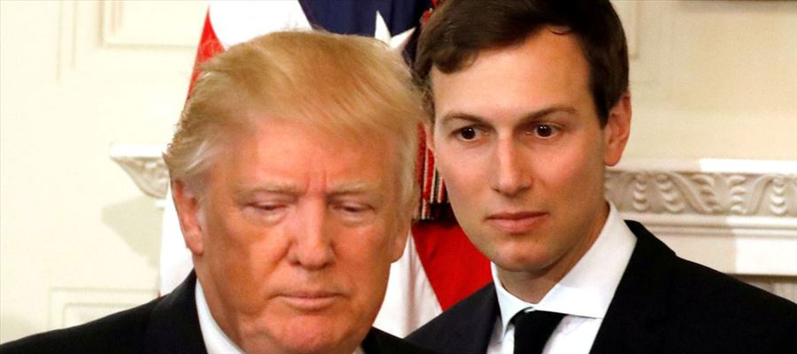Donald Trump's son-in-law short listed for President's next chief of staff