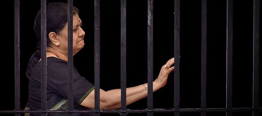 Did Sasikala have special privileges in Jail?