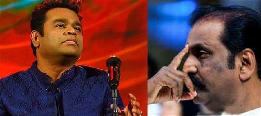 AR Rahman's reaction to allegations against Vairamuthu in MeToo Controversy