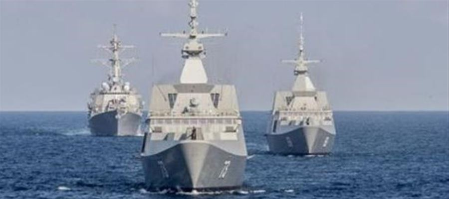 US labeled the Chinese Warship's Actions unsafe