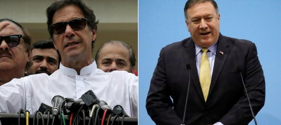 Mike Pompeo to meet Pakistan PM Imran Khan by September