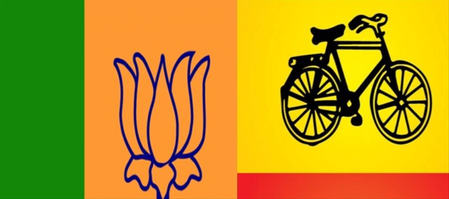 BJP ups ante against TDP to hold protest today