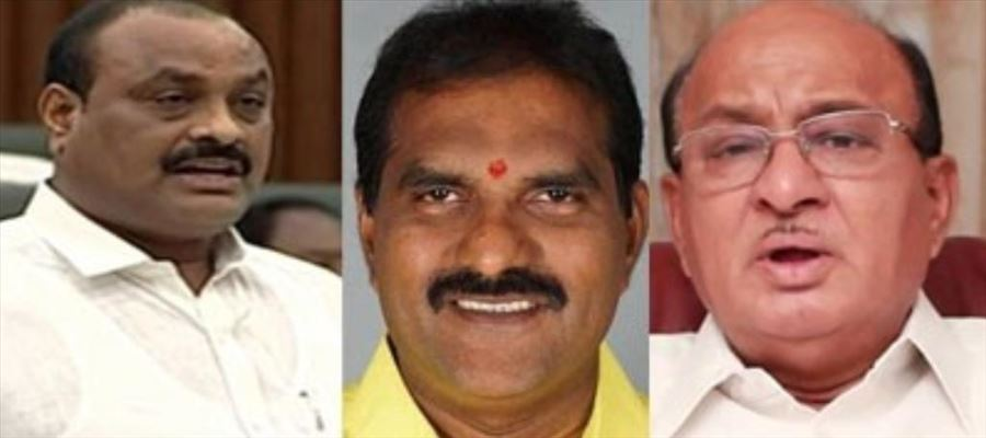 Three TDP MLAs Suspended from AP Assembly