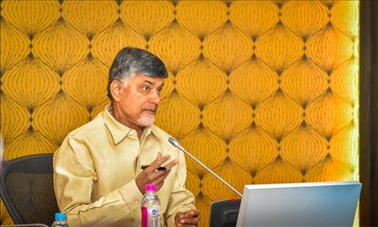 No Support Whatsoever for Chandrababu